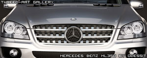 Mercedes Benz Ml350 - Odessit